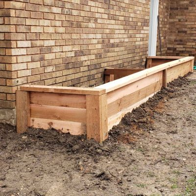 Hardscaping And Woodwork