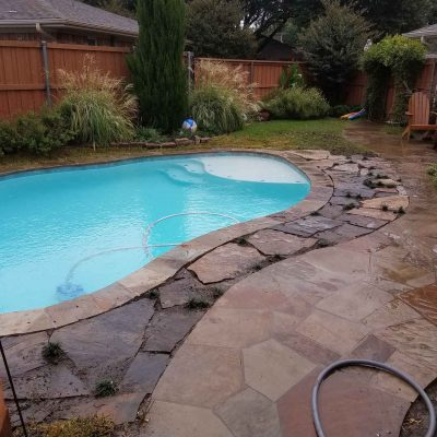 Water Features And Irrigation